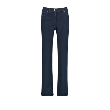 Gerry Weber Comfort Fit Danny Jeans Dark Blue Denim  - Click to view a larger image