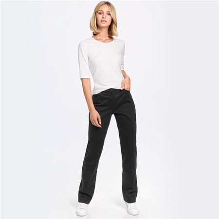 Gerry Weber Comfort Fit Danny Jeans Black  - Click to view a larger image