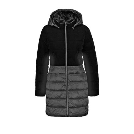 Gerry Weber Panelled Look Coat Black  - Click to view a larger image