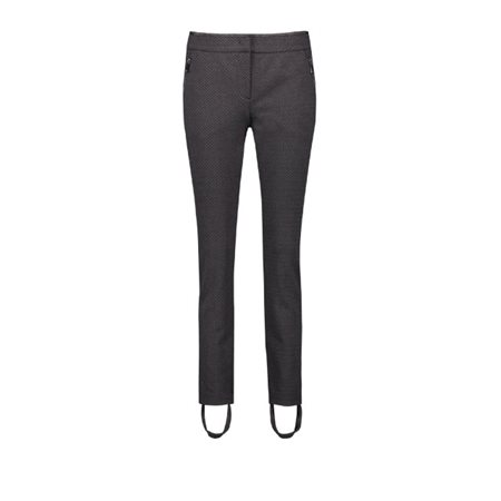 Taifun Cropped Jeggings Black  - Click to view a larger image