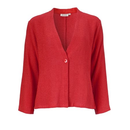 Masai Juella Jacket Red  - Click to view a larger image