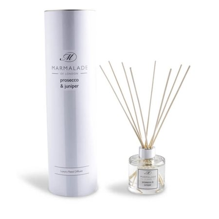 Marmalade Of London Prosecco & Juniper Reed Diffuser  - Click to view a larger image