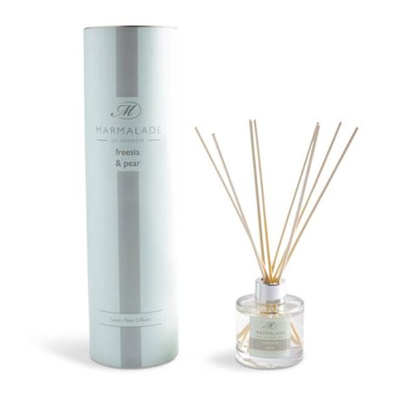 Marmalade Of London Freesia & Pear Reed Diffuser  - Click to view a larger image