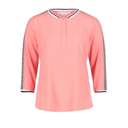 Betty & Co Sporty Top Pink  - Click to view a larger image