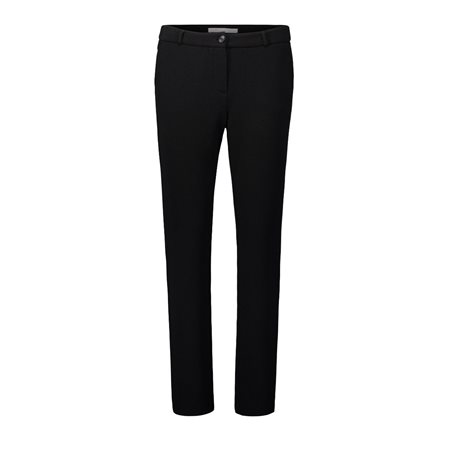 Betty & Co Tailored Trousers Navy  - Click to view a larger image