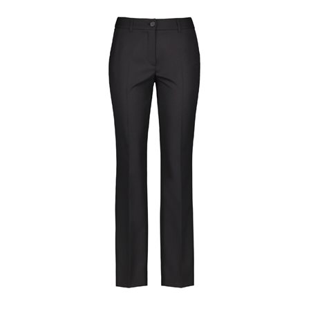 Gerry Weber Tailored Trouser Black  - Click to view a larger image