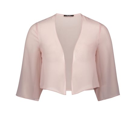 Vera Mont Chiffon Wrap Pink  - Click to view a larger image