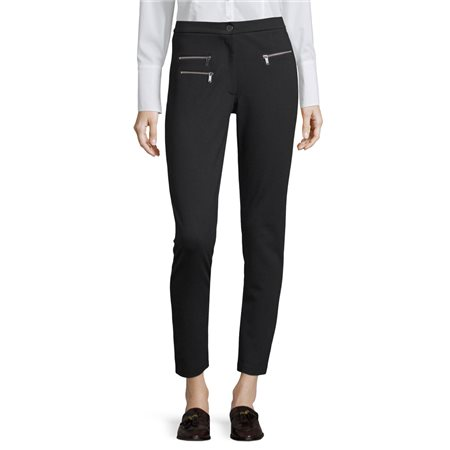 Betty Barclay Jersey Trousers Black  - Click to view a larger image