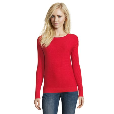 Betty & Co Ribbed Jumper  - Click to view a larger image