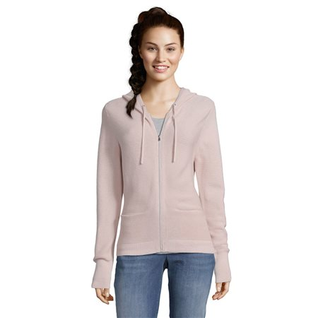 Betty & Co Ribbed Knit Cardigan  - Click to view a larger image