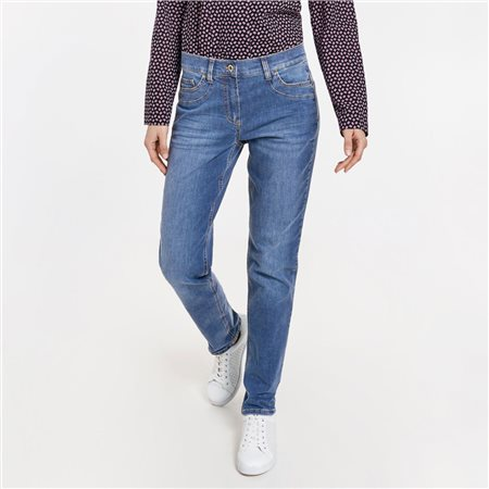 Gerry Weber Boyfriend Comfort Fit Jeans  - Click to view a larger image