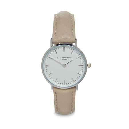 Elie Beaumont Oxford Small Face Stone Strap  - Click to view a larger image