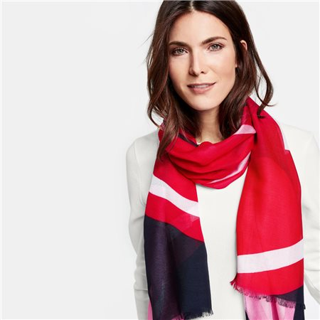 Gerry Weber Heart Patterned Scarf  - Click to view a larger image