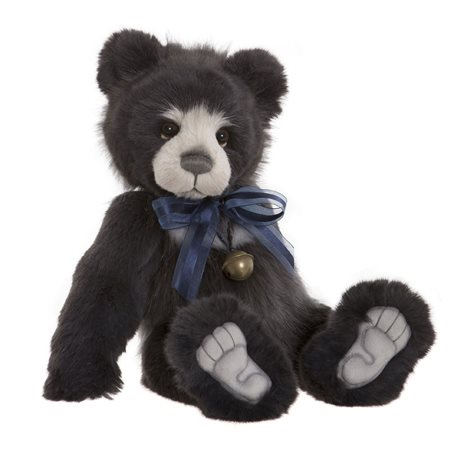 Charlie Bears Hakatan Plush Collection  - Click to view a larger image