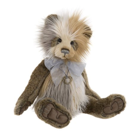 Charlie Bears Christine Plush Collection  - Click to view a larger image
