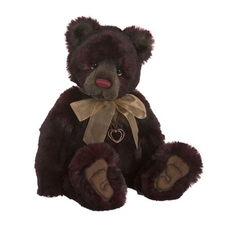 Charlie Bears Rum Baba Plush Collection  - Click to view a larger image