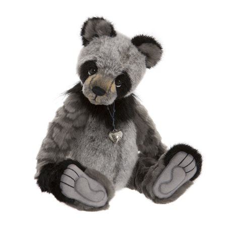 Charlie Bears Denny Plush Collection  - Click to view a larger image