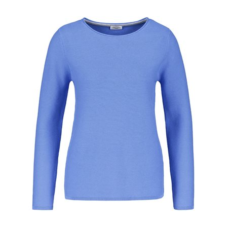 Gerry Weber Cotton Jumper Blue  - Click to view a larger image