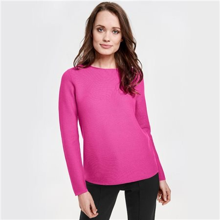 Gerry Weber Cotton Jumper Pink  - Click to view a larger image