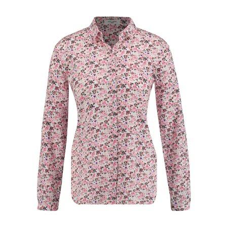Gerry Weber Graffiti Heart Shirt Beige  - Click to view a larger image