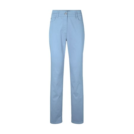 Olsen Slim Fit Cotton Jeans Blue  - Click to view a larger image