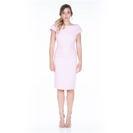 Mellaris Olympia Dress Pink  - Click to view a larger image