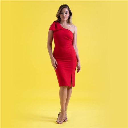 Mellaris Tessa Dress Red  - Click to view a larger image