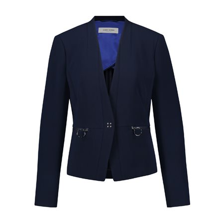 Gerry Weber Smart Blazer Navy  - Click to view a larger image