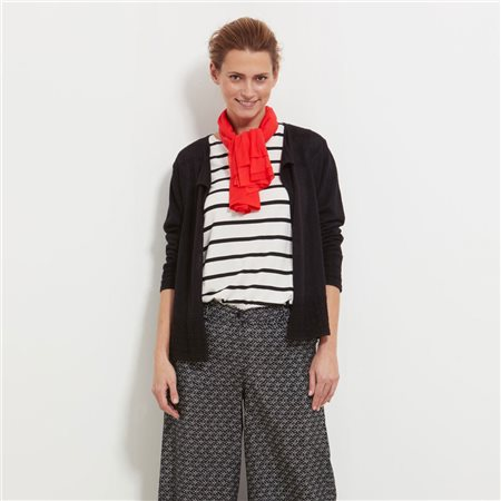 Masai Amega Scarf Red  - Click to view a larger image