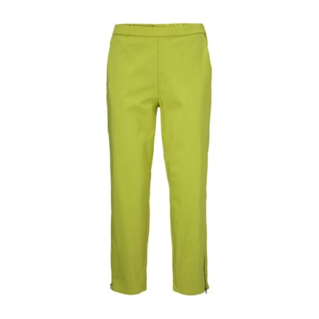 Masai Padme Capri Trousers Lime  - Click to view a larger image