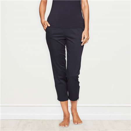 Masai Padme Capri Trousers Navy  - Click to view a larger image