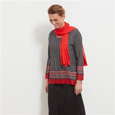 Masai Diava Top Red  - Click to view a larger image