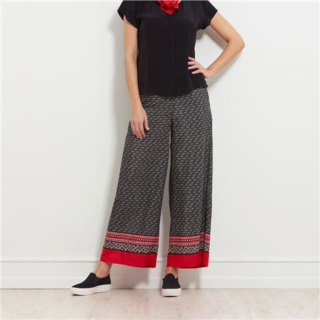 Masai Perinus Trousers Red  - Click to view a larger image