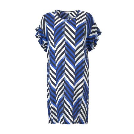 Masai Naella Dress Dark Blue  - Click to view a larger image