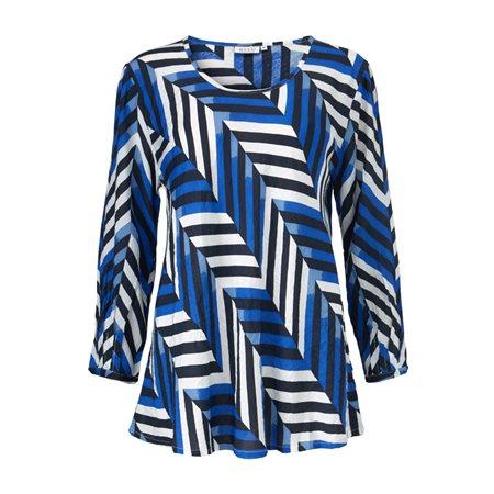 Masai Daniella Top Dark Blue  - Click to view a larger image