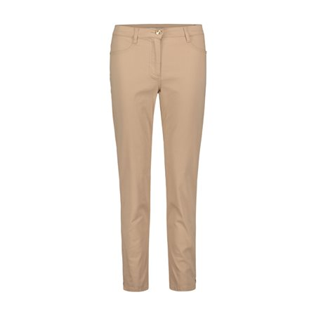 Betty Barclay Slim Fit Jeans Beige  - Click to view a larger image