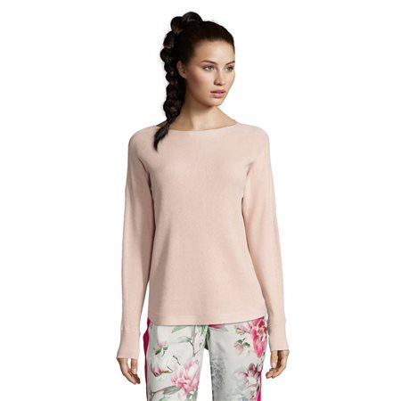 Betty & Co Knit Jumper Pink  - Click to view a larger image
