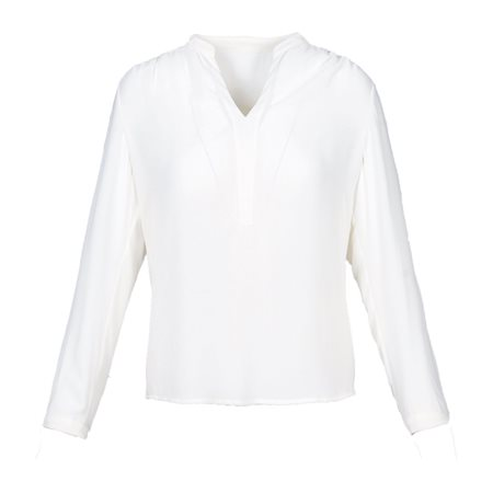 Anonyme Magda Blouse White  - Click to view a larger image
