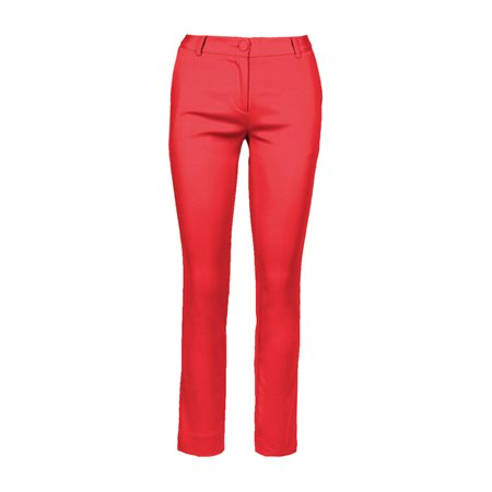 Anonyme India 3/4 Length Trousers Red  - Click to view a larger image