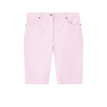 Emreco Katie Fit Shorts Light Pink  - Click to view a larger image