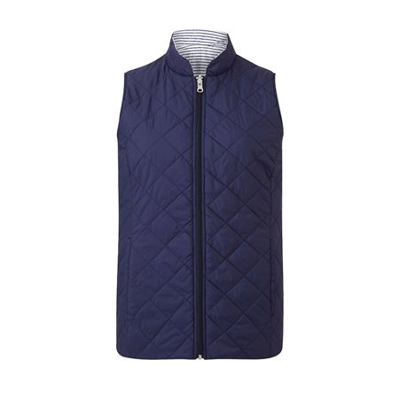 Emreco Padded Gilet Navy  - Click to view a larger image