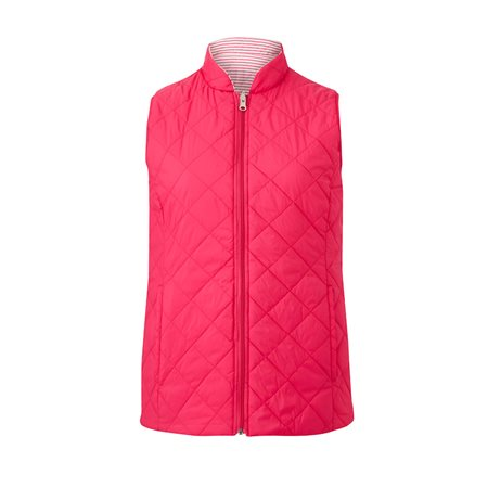Emreco Padded Gilet Pink  - Click to view a larger image