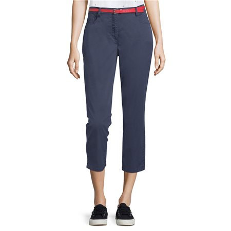 Betty Barclay Cropped Jeans Blue  - Click to view a larger image