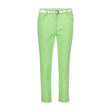 Betty Barclay Cropped Jeans Green  - Click to view a larger image