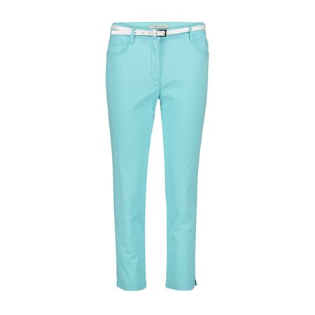 Betty Barclay Cropped Jeans Light Blue  - Click to view a larger image