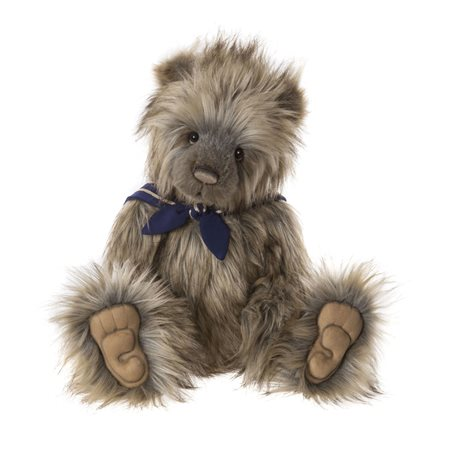 Charlie Bears Skipper Plush Collection Brown  - Click to view a larger image