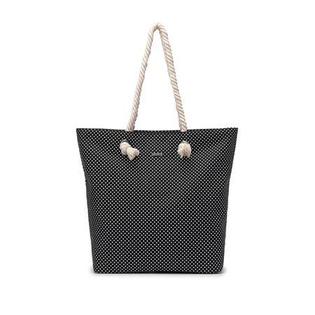 Tamaris Bags Carina Shopping Bag Navy  - Click to view a larger image