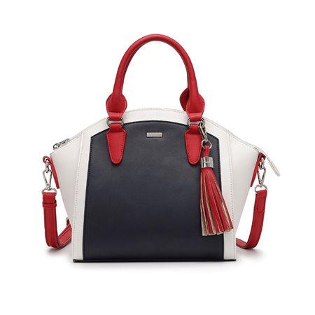 Tamaris Bags Elsa Handbag White  - Click to view a larger image