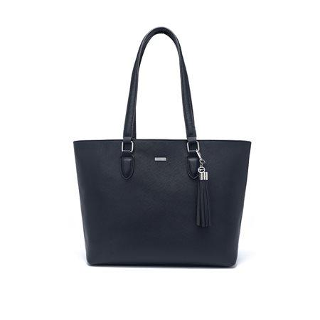 Tamaris Bags Maxima Shopping Bag Navy  - Click to view a larger image