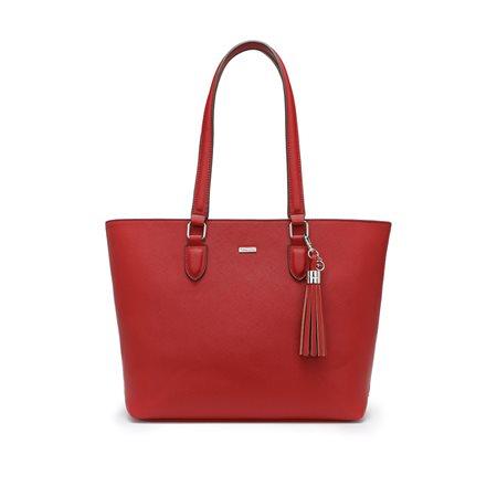 Tamaris Bags Maxima Shopping Bag Red  - Click to view a larger image